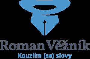 Logo kouzelníka se slovy