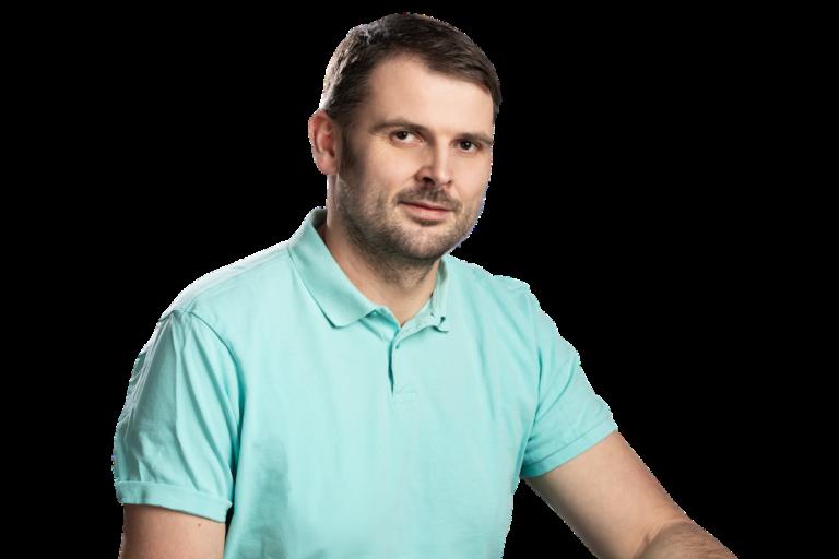 copywriter Roman Věžník kouzlí se slovy